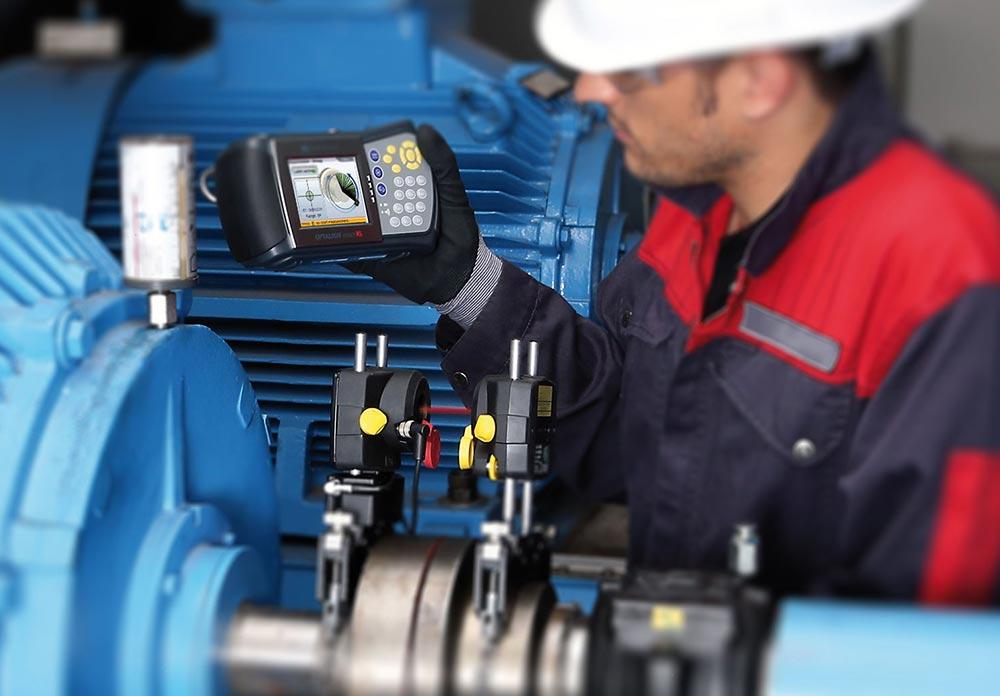 Aperte le iscrizioni ai corsi sul CONDITION MONITORING di macchine e sistemi industriali.