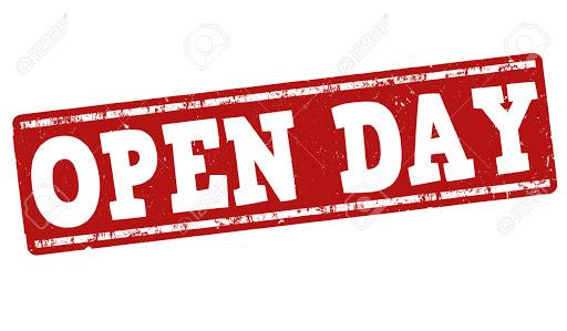 OPEN DAY 18e19 settembre 2020